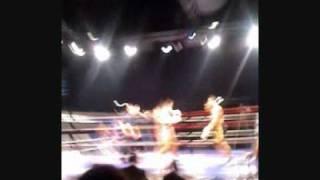 Frankie Hudders v Prathet Sor Thannikul Rumble at the Reebok 3 (9th October 2010)