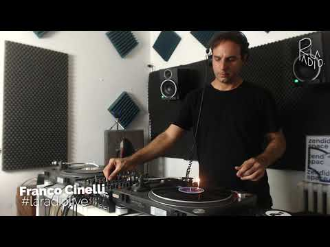 La Radio Live #182 Franco Cinelli