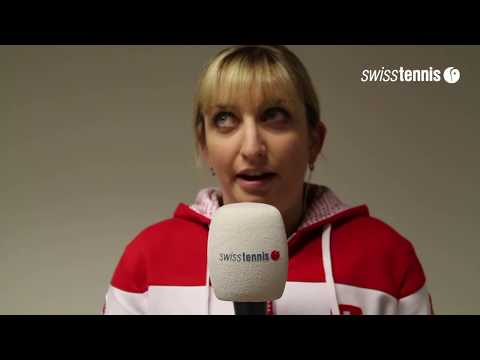 Getting to know... the Securitas Swiss Fed Cup Team