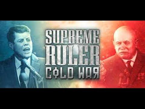 "Supreme Ruler Cold War #1) Ein ""toller"" Start"