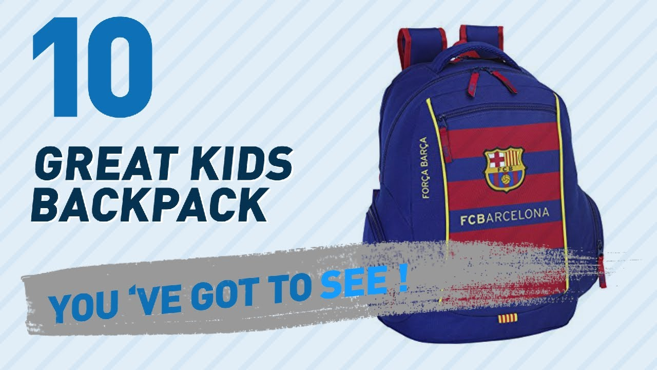 e3a071f85d1dc Safta Kids Backpacks    Amazon UK Most Popular - YouTube