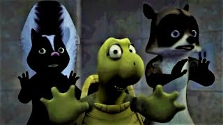 Over the Hedge (2006) (PC) - Conner Heist Escape