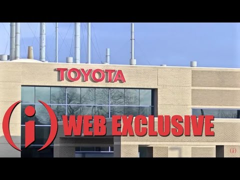 WEB EXCLUSIVE: Officials Discuss Toyota's Major Investment in Princeton
