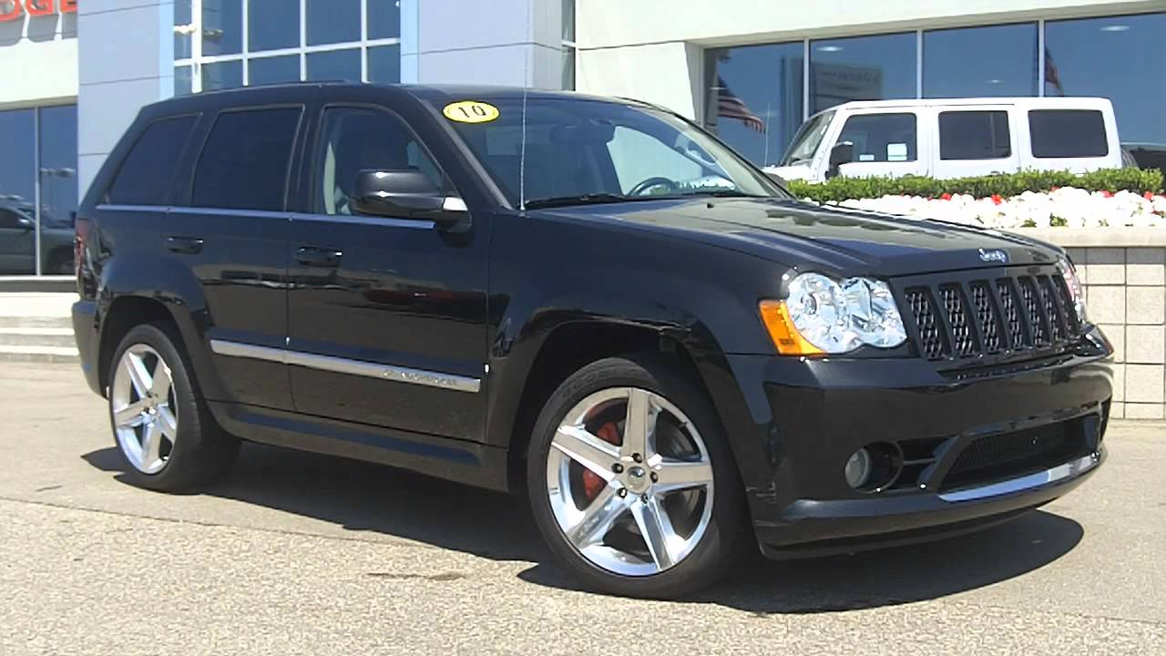 2010 grand cherokee srt8 suburban chrysler dodge jeep ram of troy michigan youtube. Black Bedroom Furniture Sets. Home Design Ideas