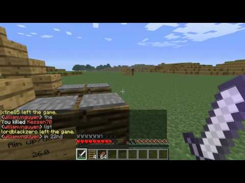 Minecraft: The Battle for Conwy Castle