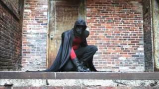 Red: A Superhero Origin Story
