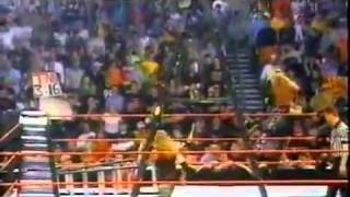 Edge and Christian Vs The Hardy Boyz  Ladder Match