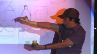 TEDxDiliman - Fernando Sena - How To Draw an Eye