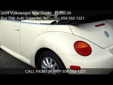 2004 Volkswagen New Beetle GLS - for sale in Sewell, NJ 0808