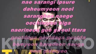 Kim Tae Woo - Love Rain - With Lyrics
