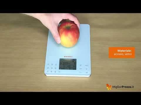Bilancia da cucina SOEHNLE 66130 - Video recensione di MigliorPrezzo.it
