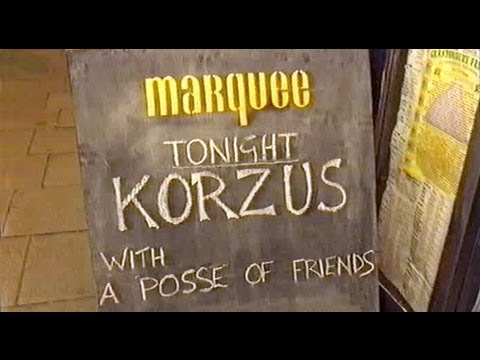 Korzus at The Marquee Club (London, 1992) Full Concert !