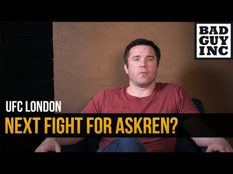 Ben Askren flew to London to pick a fight with Darren Till...now what?