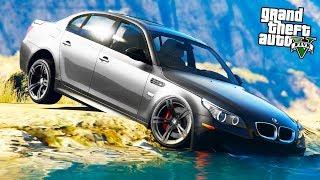РЕАЛЬНАЯ ЖИЗНЬ В GTA 5 - ЗАКАЗНОЕ УБИЙСТВО БИЗНЕСМЕНА! УТОПИЛИ BMW M5! 🌊ВОТЕР