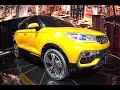 2016, 2017 SUVs Changfeng Liebao CS9 SUV Concept Debuts On The Beijing Auto Show