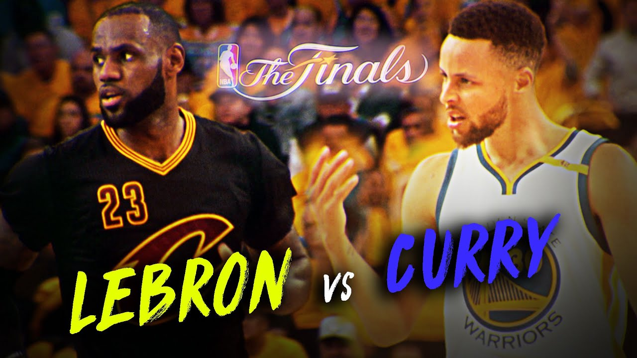 LeBron James vs Steph Curry Highlights - SHOWDOWN - NBA Finals 2017 Mix - YouTube