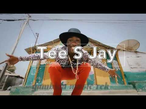 TEE S JAY - WORLD GO ROUND  (Official video ) gambian music 🔥