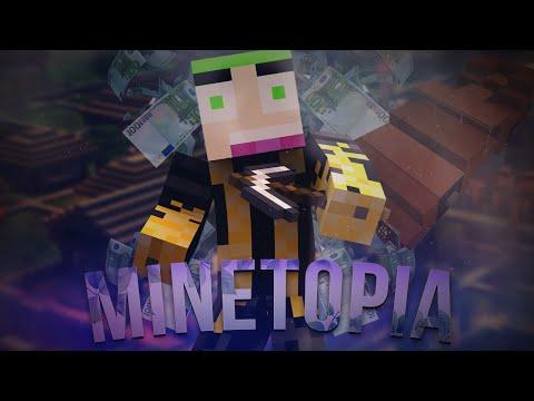 MINETOPIA Server #2 Dit Gaat NIEMAND Geloven!!