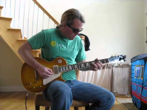 Tophat Emplexador MkII and Les Paul demo