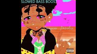 Lil Uzi Vert - Sanguine Paradise (SLOWED + BASS BOOSTED) DJ 290 #Slowed