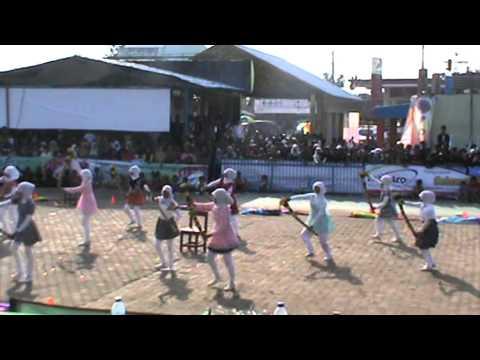 marching band amaliah sunggal kontes cg