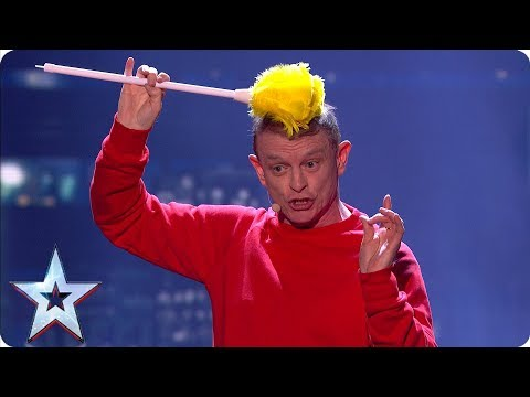Get ready for the return of mimic Tony Rudd-i | Semi Finals | BGT 2019