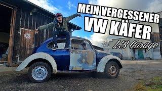 LB GARAGE   MEINE VERGESSENER ZWEITER VW KÄFER