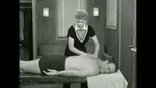 Lucy the Massage Therapist!