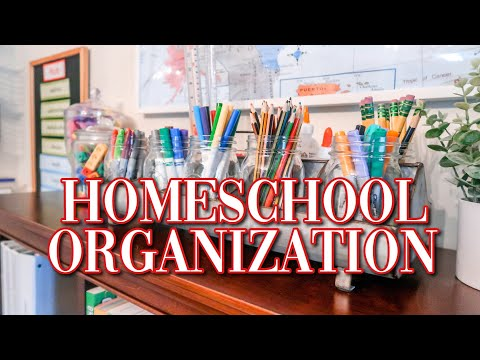 Homeschool Organization 2020   Amazon Homeschooling