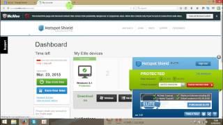 Hotspot Shield Google Chrome - YT