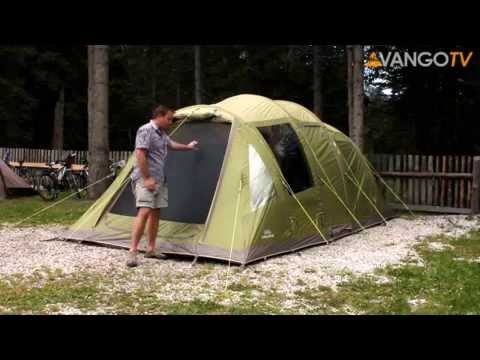 Vango Family - Icarus AirBeam® tent filmed 2014 & Vango Family - Icarus AirBeam® tent filmed 2014 - YouTube