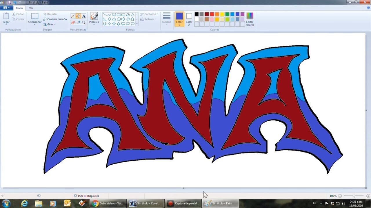 How To Make Graffiti Paint