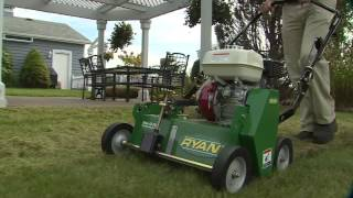 Ryan Turf - Lawn Care Equipment Rental