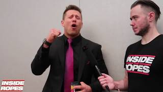 Miz SHOOTS on WWE Talking Smack promo, how he wanted Daniel Bryan to react & their SummerSlam match!
