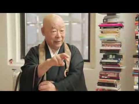 Pain, Suffering & Buddhism with Zen Master Eido Roshi