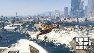 gTA 5 Mods: КАК УСТАНОВИТЬ МОД ЦУНАМИ В ГТА 5 // Tsunami Mod GTA 5