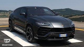 DT Test Drive — Lamborghini Urus. Новый король SUV?