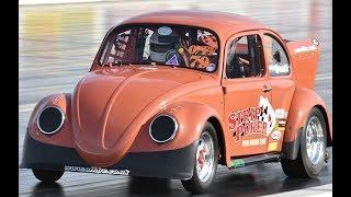 STRIP POKER 2387cc TURBO VW BEETLE - 10.41 @ 135mph