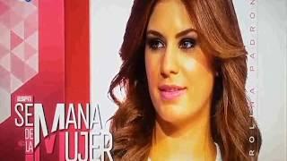 Entrevista EN EXCLUSIVA con Carolina Padrón de ESPN