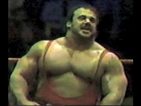 Ted Arcidi First Man To Bench 700lbs Youtube