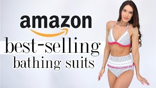 Best-Selling AMAZON Bathing Suits! *everything under $25!*