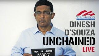 Dinesh D Souza UNCHAINED at Vanderbilt University