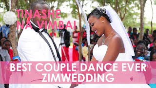 Vimbai & Tinashe wedding Dance