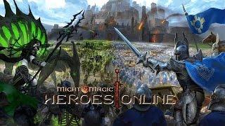 Меч и Магия: Герои Онлайн - Официальный вступительный трейлер игры