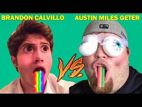 Download Youtube: Austin Miles Geter Vines Vs Brandon Calvillo Vines (W/Titles) Best Vine Compilation 2017