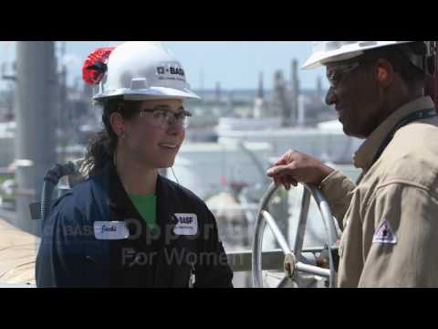 Women In Manufacturing At BASF