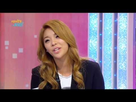 Ailee sings a part of BoA's No. 1