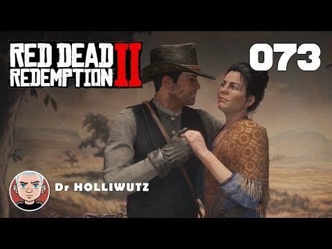 Red Dead Redemption 2 gameplay german #073 - Eine traumhafte Zukunft [XB1X] | Let's Play RDR 2