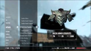 EASY Skyrim INFINITE GOLD Glitch. (Ps3, Xbox, Pc)