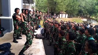 vuclip Yel yel korps wanita angkatan darat (KOWAD) ,  TNI AD